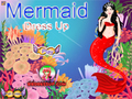 Spill Jobb Mermaid Dress Up  online - spill på nettet